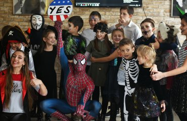 «Halloween YES Kids Party»